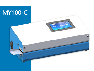 MY100-C型触摸屏打印封口机